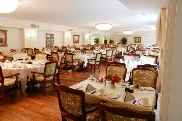 CV-Dining