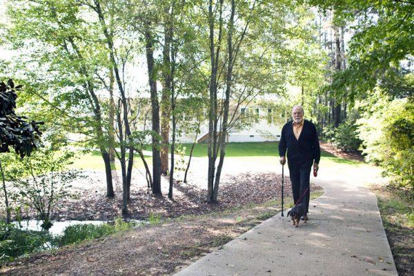 Patio-Dog-Walking