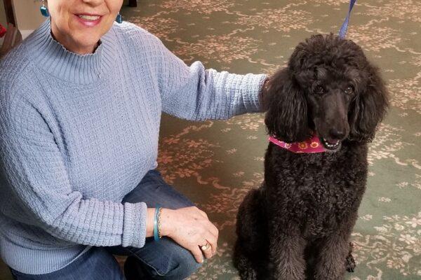 Dog Therapy Ricki 10-07-21